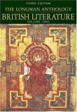 img - for The Longman Anthology of British Literature, Volume 1 book / textbook / text book