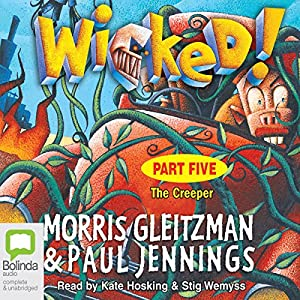 Wicked! Part Five Audiobook
