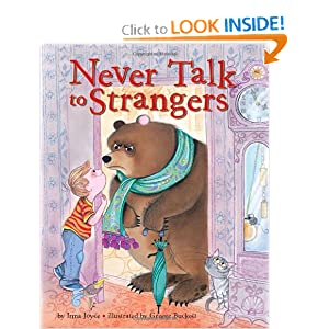 Never Talk to Strangers (Little Golden Books)