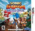 Sonic Boom: Shattered Crystal - Nintendo 3DS by Sega Of America, Inc.