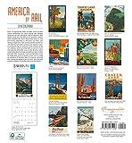America by Rail 2016 Calendar