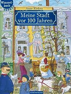Meine Stadt vor 100 Jahren: Bremen-Wimmelbuch: Amazon.de ...