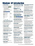 Microsoft Windows XP Introduction Quick Reference Guide (Cheat Sheet of Instructions, Tips & Shortcuts - Laminated Card)