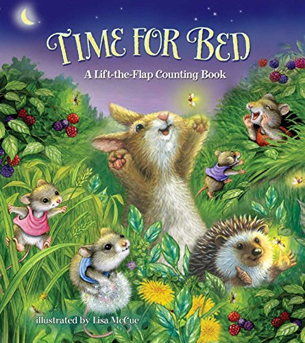 Time for Bed!: A Lift-the-Flap Counting Book PDF