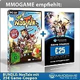 NosTale (Mega Pack 55 EUR Coupon DVD Edition)