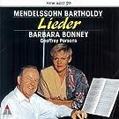 Mendelssohn:Lieder [1991]