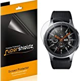 Supershieldz [6-Pack] for Samsung Galaxy Watch (46mm) Screen Protector, High Definition Clear Shield + Lifetime Replacement