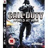Call of Duty: World at War (PS3)by Activision