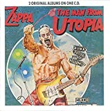Man from Utopia (1983) & Ship arriving too late to save a drowning witch (1982) by Frank Zappa
