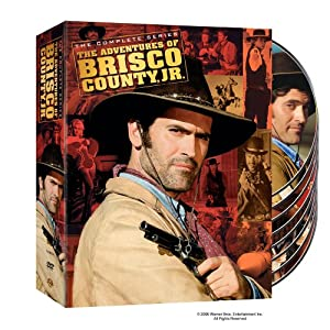 The Adventures Of Brisco County Jr The Complete Series from Warner Home Video