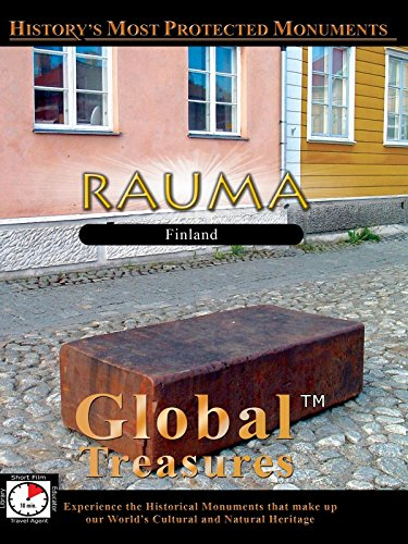 Global Treasures RAUMA Finland