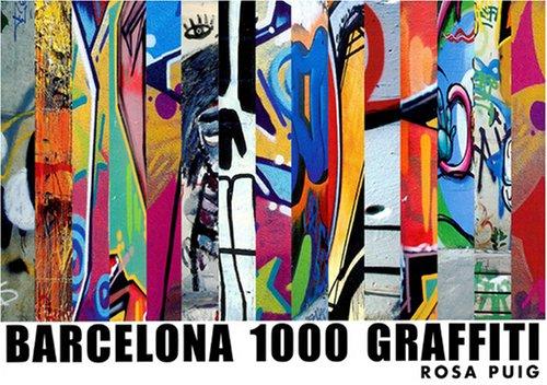 Barcelona 1000 Graffiti