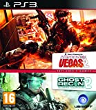 Ubisoft Double Pack - Rainbow Six Vegas 2 and Ghost Recon Advanced Warfighter 2 - Legacy Edition (PS3)