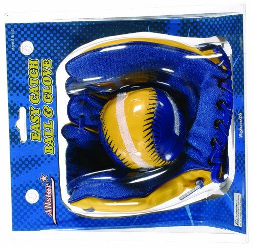 Discover Bargain Toysmith Easy Catch Ball and Glove