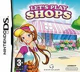 echange, troc Let's Play: Shops (Nintendo DS) [import anglais]