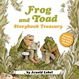 img - for Frog and Toad Storybook Treasury (I Can Read Book 2) book / textbook / text book
