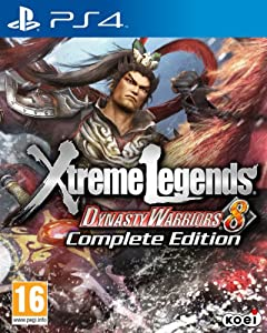 PRE-ORDER! Dynasty Warriors 8 with Xtreme Legends Sony Playstation 4 PS4 Game UK