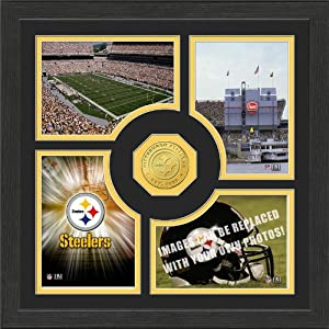NFL Pittsburgh Steelers Fan Memories Photo Mint by Highland Mint