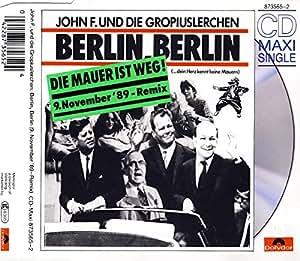 Berlin Berlin [Single-CD]