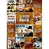 Cover art for  10-Movie Western Pack V.2
