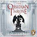 The Obsidian Throne Audiobook by J D Oswald Narrated by Wayne Forester