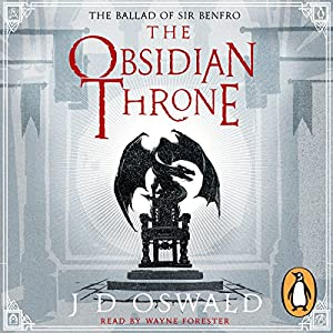 The Obsidian Throne Audiobook