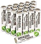 AmazonBasics AAA Performance Alkaline...