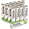 AmazonBasics AAA Performance Alkaline Batteries (20-Pack)