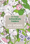 Art Therapy: Extraordinary Gardens: 1...