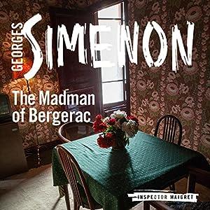 The Madman of Bergerac Audiobook