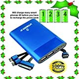 Deal of the Day!!! Rapid Charge 3x Backup Battery | Power Bank for Phones and Mobile Devices