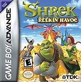Shrek: Reekin' Havoc (GBA)