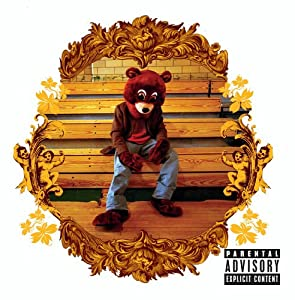 "Cover of ""The College Dropout"""
