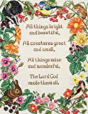 All Things Bright and Beautiful - Cross Stitch Kit