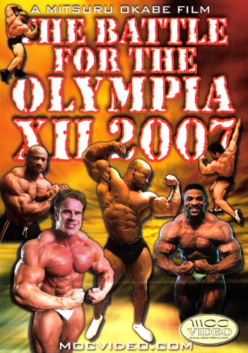 Battle for the Olympia Xii: 2007 Bodybuilding Spec [DVD] [Import]