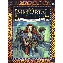 Immortal Eyes I: Toybox (Game) *OP (v. 1) by Sam Chupp and Keith Herber