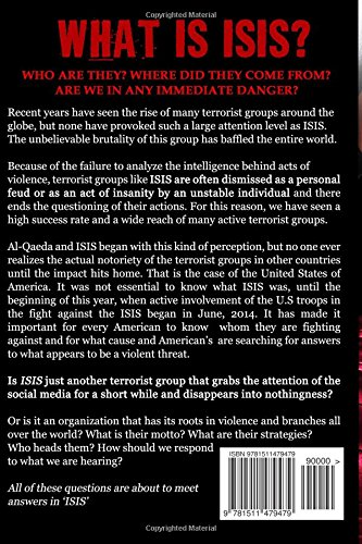 Isis: Terrorism and the Rise of ISIS in Iraq and Syria