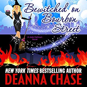 Bewitched on Bourbon Street Audiobook