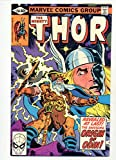 Thor #294 Origin Odin
