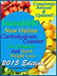 Incredible New Online Carbohydrate Co...