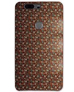WEB9T9 Huawei Honor V8 back cover Designer High Quality Premium Matte Finish 3D Case