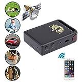 Gotd Mini Vehicle GSM GPRS GPS Tracker Car Vehicle Tracking Locator TK102B (1 Set) (Color: 1 Set)