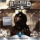 Railroad Tycoon 3 (Software Pyramide)von &#34;ak tronic&#34;