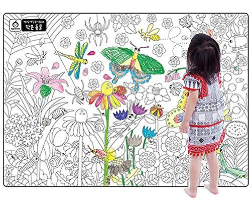 a-set-of-4-giant-wall-size-coloring-posters-for-kids-coloring-book-wall-decals-for-kids-room-daaccor