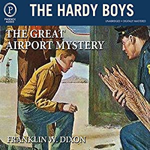 The Great Airport Mystery Audiobook
