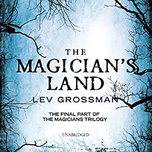 The Magician's Land, Book 3 Audiobook