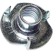 Hard-to-Find Fastener 014973322663 Pronged Tee Nuts, 5/16-18-Inch Size: 5/16-18-Inch, Model: 14973322663