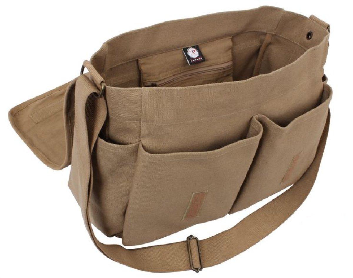 Rothco Classic Paratrooper Shoulder Bag 106