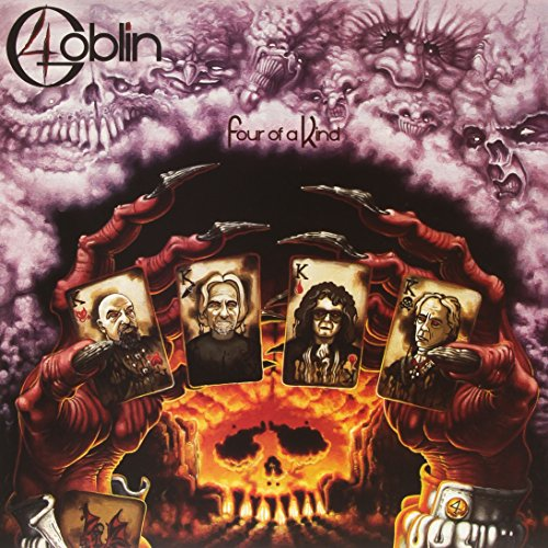 Goblin - Four Of A Kind (2015) [FLAC] Download