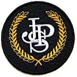 JPS John Player Special Lotus Team Sport Racing Car Logo t-shirt Jacket Patch Sew Iron on Embroidered Sign Badge